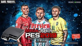 Preview PES 2018 PS3 MEGA-Patch Winter19