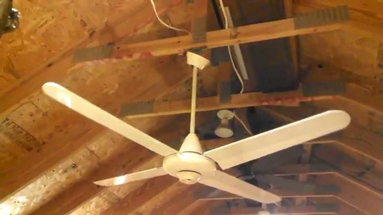 Dayton Lasko Industrial Commercial Ceiling Fan 56 Inch