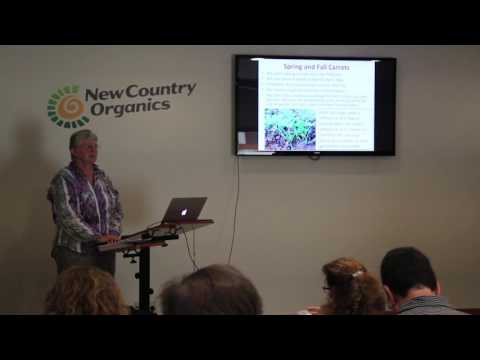 Succession Planting for Continuous Vegetable Harvests with Pam Dawling