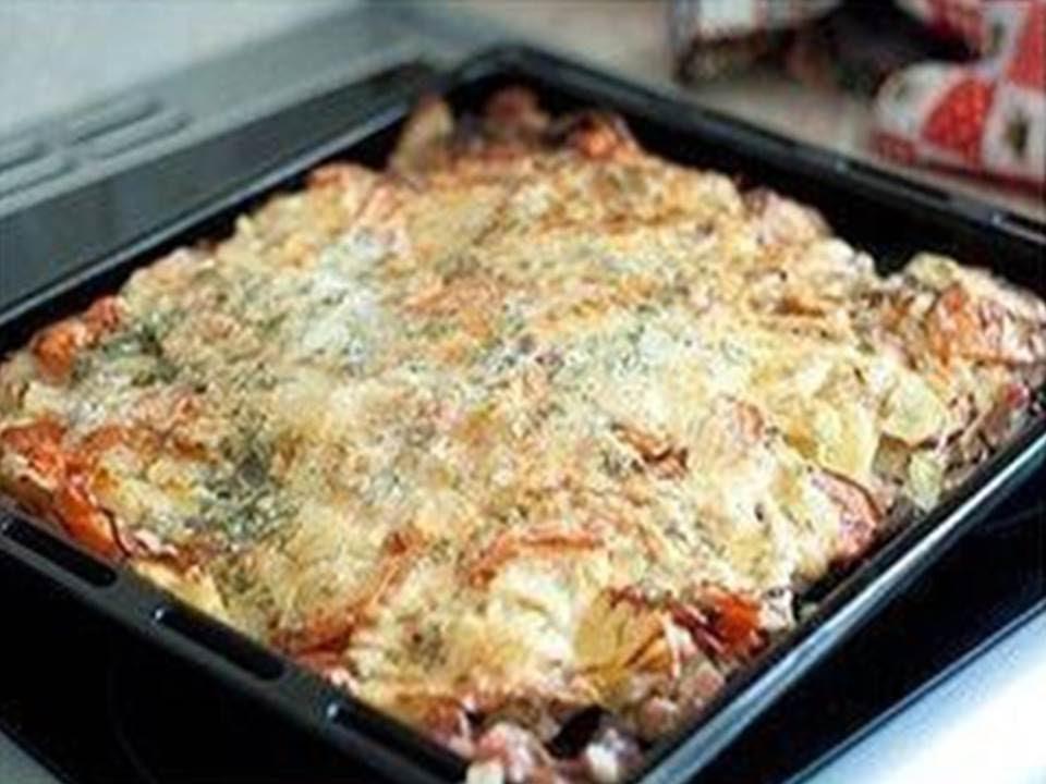 Мясо под шубой рецепт с фото
