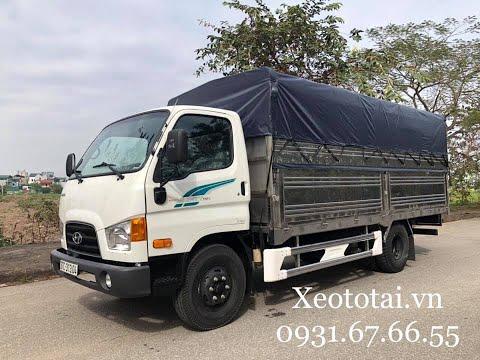 Xe Tải Hyundai 7 Tấn Mighty 110s Thành Công - 0931 67 66 55 - YouTube