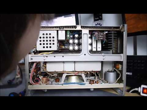 Teardown of the bulky soviet frequency generator reupload all parts in one