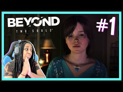 IT'S ON SIGHT FOR ALL OF YALL!!! | BEYOND 2 SOULS EPISODE 1 FULL GAMEPLAY!!!