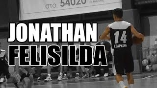 JONATHAN FELISILDA    ΕΦΗΒΙΚΟ 2016-17 Full Season Highlights