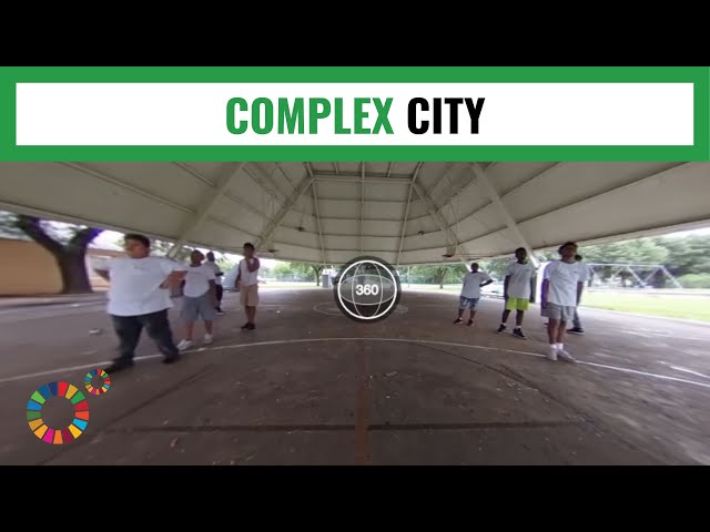 Complex City - MYWORLD360