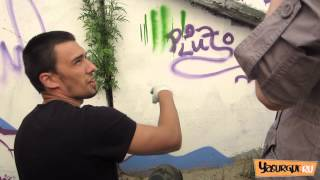 Уроки граффити в Сургуте #1(Представляем вам 6 частей подробных видеоуроков граффити от питерского художника Азата Нургалеева. Они..., 2012-07-10T11:48:44.000Z)