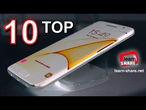 Top 10 Best Smartphones 2017