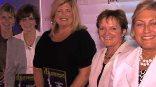 DBusiness magazine's Powered by Women Party 2013