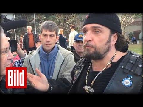 """Putins """"Nachtwölfe"""" - Zu Besuch in Russland bei Alexander Saldostanow"""