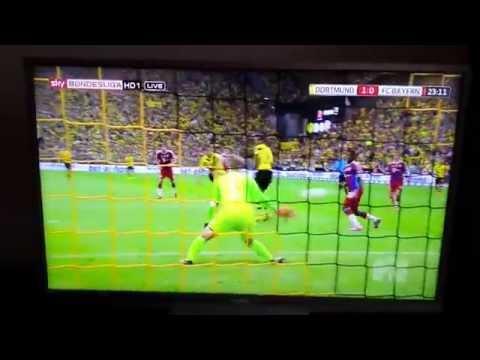 SUPERCUP 2014 Dortmund vs Bayern 1:0 Mkhitaryan