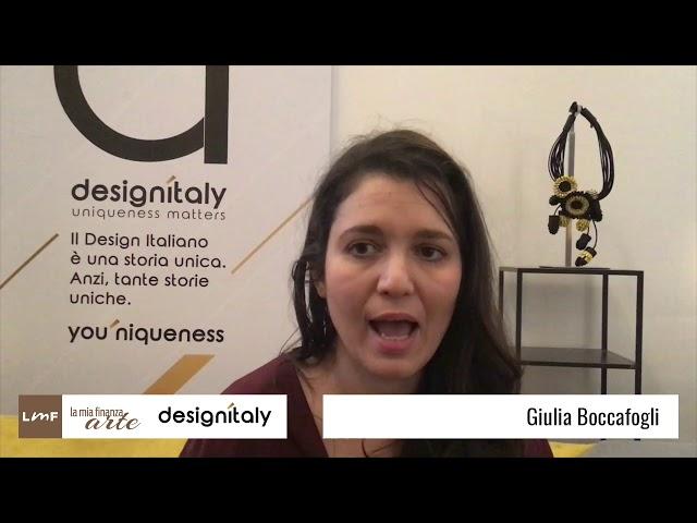 Designitaly - Giulia Boccafogli