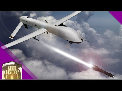 Drone Warfare - a history with Dr. James Rogers