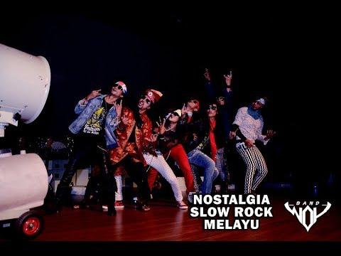NOSTALGIA SLOWROCK MELAYU Part 1 - WOY BAND PEKANBARU COVER AWANG TRASHER - WINGS