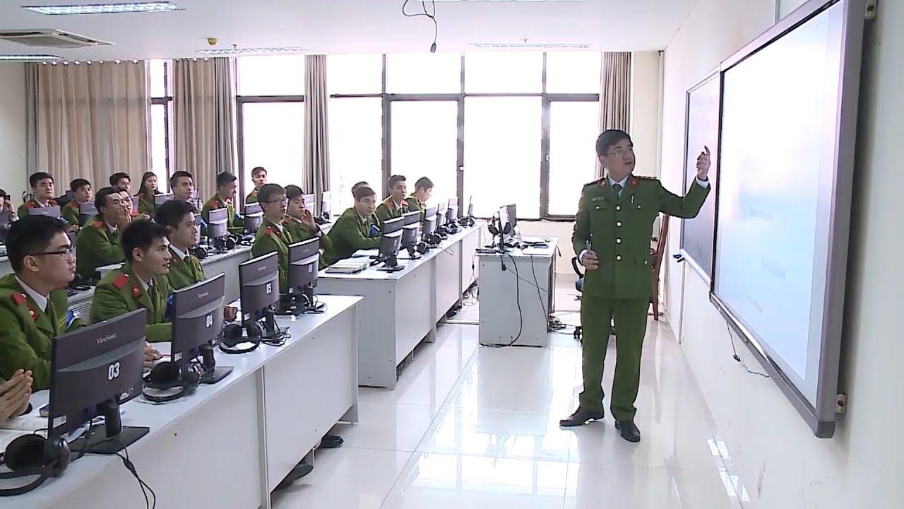 Thực hiện nghị quyết: Học viện Cảnh sát nhân dân nâng cao chất lượng đào tạo