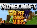 Minecraft: SKELETON SMASH (Mineplex Super Smash Mobs)