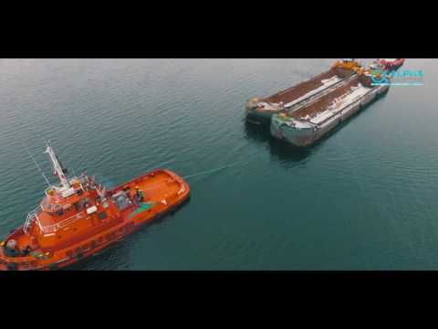 Double Towage in Varna, Bulgaria - Organized by Alpha Maritime Ltd