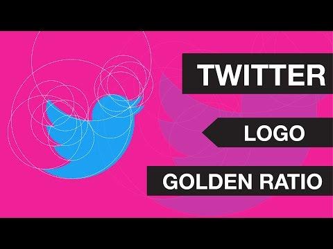 Twitter Logo - Golden Ratio Tutorial