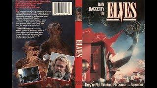 Elves 1989 Christmas Horror Movie Tribute Video