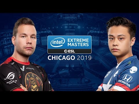ENCE vs Team Liquid vod