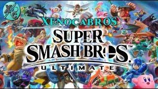 Super Smash bros Batallas en Línea