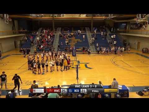 Briar Cliff women's volleyball vs. Northwestern (JV & Varsity)