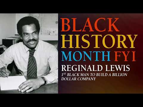 Black History Month FYI: Reginald Lewis | The View