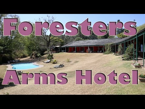 Hotels in Mbabane, Swaziland: Foresters Arm Hotel