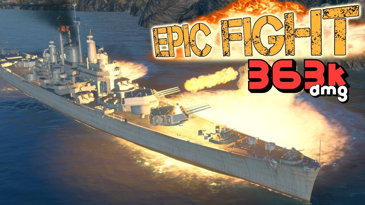 Des Moines ASIA vice Record DMG || World of Warships