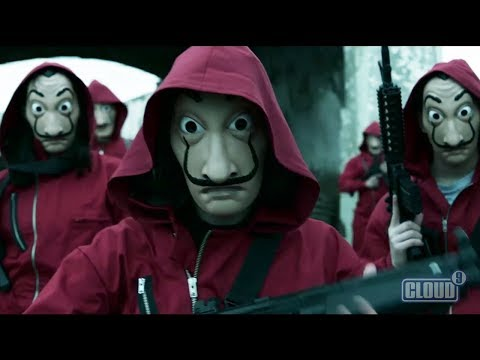 La Casa De Papel | Cecilia Krull - My Life Is Going On (Official Music Video)