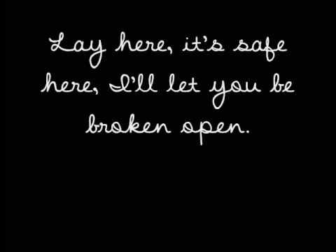 Adam Lambert - Broken Open (Lyrics)