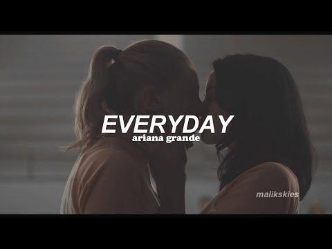 Ariana Grande - Everyday Traducida al español