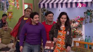 Bhabi Ji Ghar Par Hain - भाबीजी घर पर हैं - Episode 741 - December 29, 2017 - Best Scene
