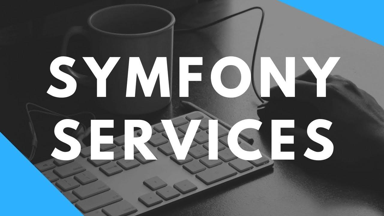 Services with Symfony is a Symfony tutorial.
