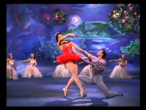 Cyd Charisse, ballet dancer