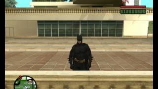 Бетмен GTA