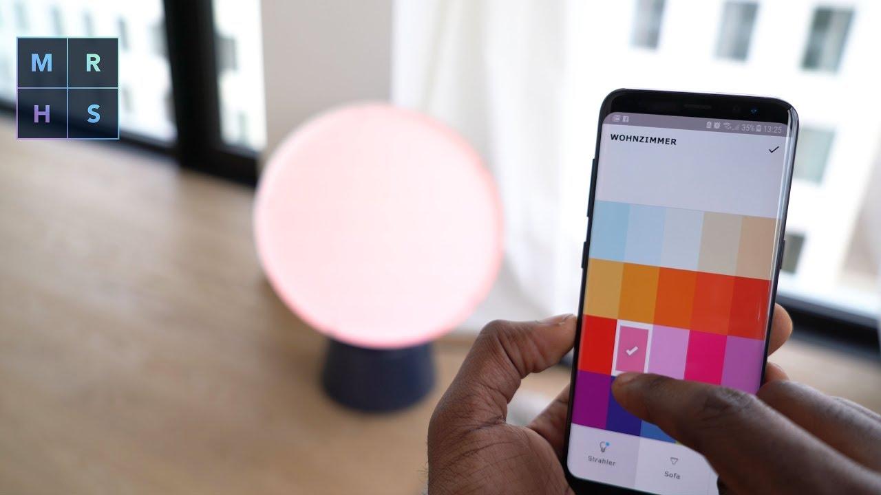 Delightful IKEA Smart Home Beleuchtung   TRÅDFRI Review