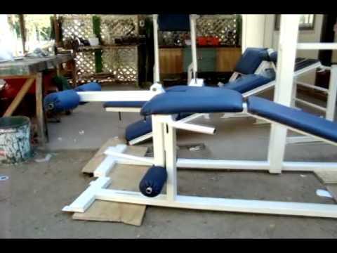 Maquinas para en 45 youtube - Equipamiento de gimnasios ...