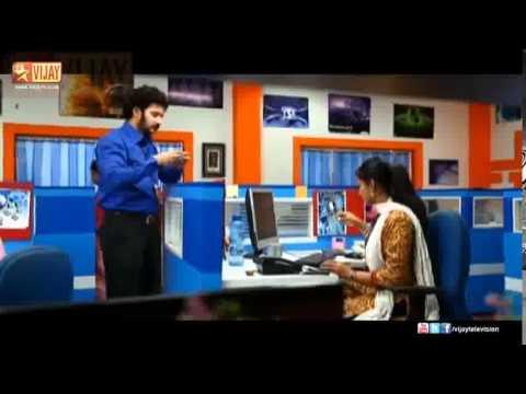 Vishnu Lakshmi scene in Office 07/10/13.