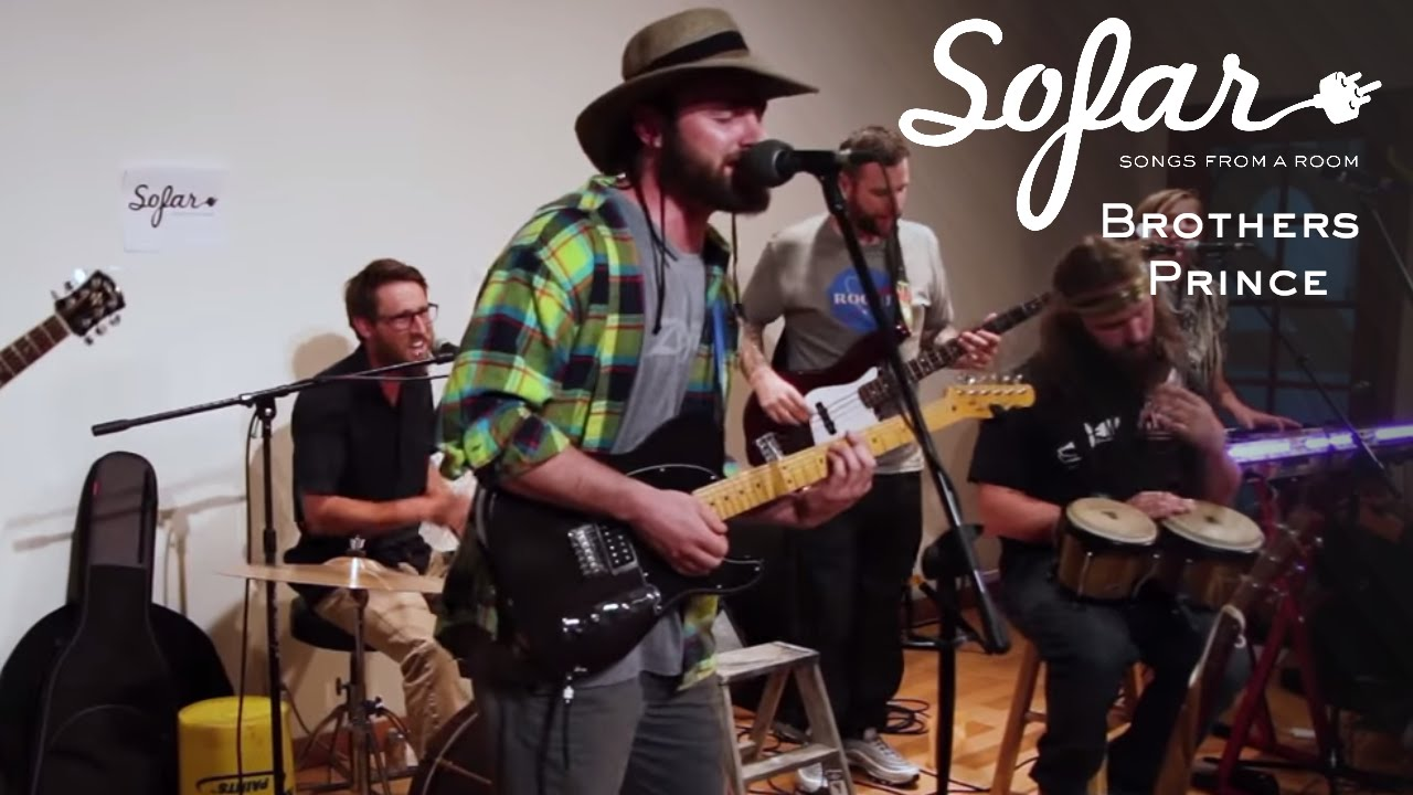 Sofar Sounds - North America - Music Festival - Live Music Performer