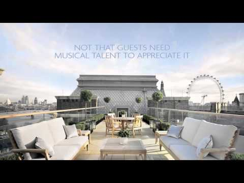 Gabrielle Shaw Communications and Corinthia London: The launch of Penthouse and Suites