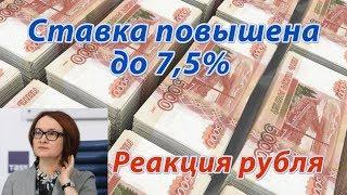 Рубль контратакует. Доллар снова ниже 70