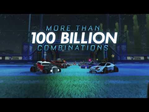 Rocket League – Collector's Edition Trailer