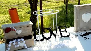 Свадьба на Природе!!!....Mono -Emis свадебный декоратор!!!