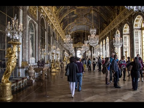Palace of Versailles in October ( part 3 - interior )