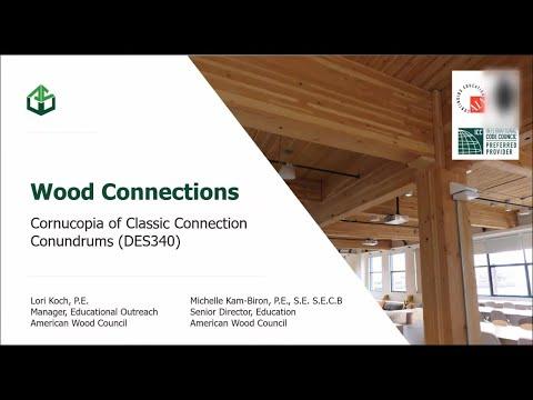 DES340 - Cornucopia of Classic Connection Conundrums
