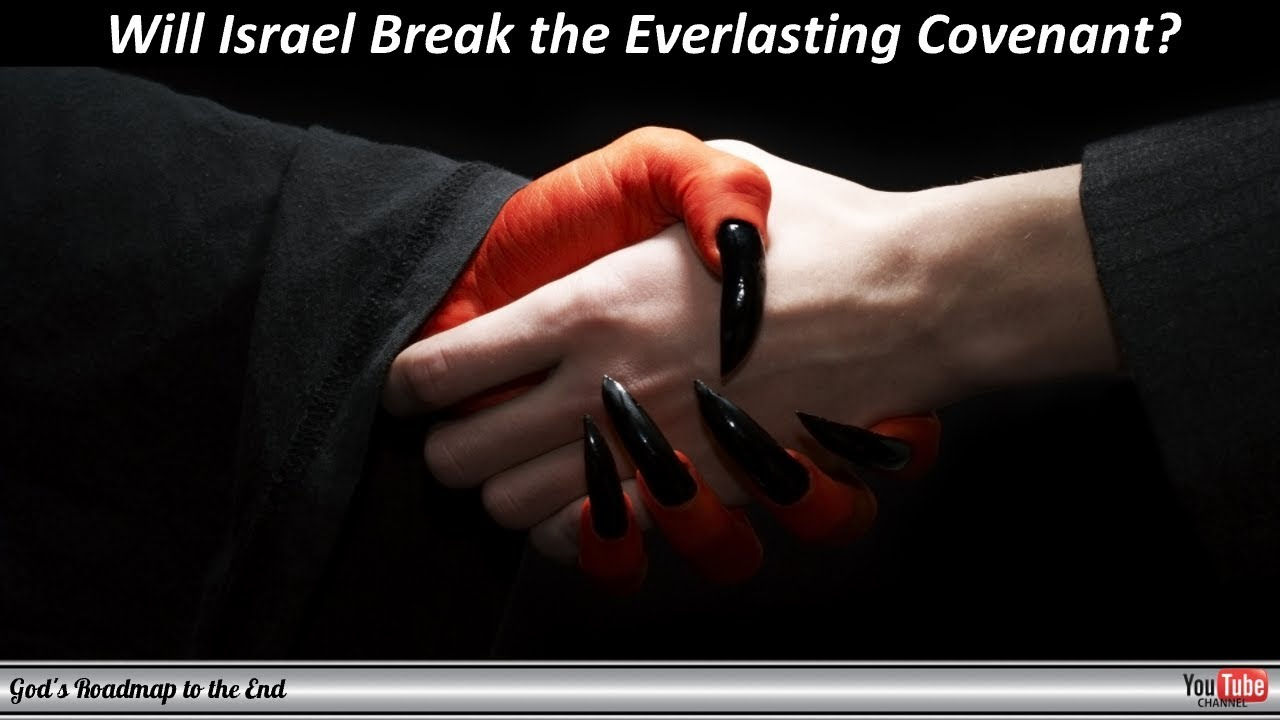 The RAPTURE: Will Israel Break God's Everlasting Covenant by Agreeing to Part the Land?
