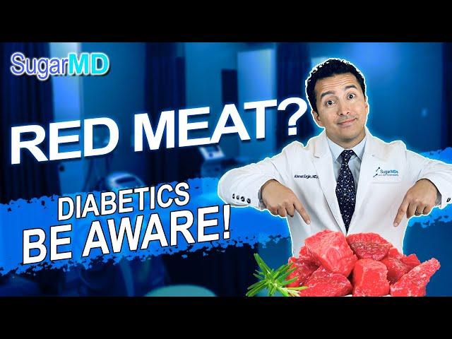 Diabetics!Control blood sugar WITHOUT MEAT. Global Warming! SugarMD reveals!