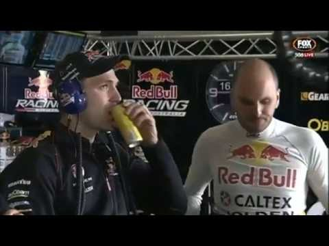 Jamie Whincup - J Dub doing his own thing
