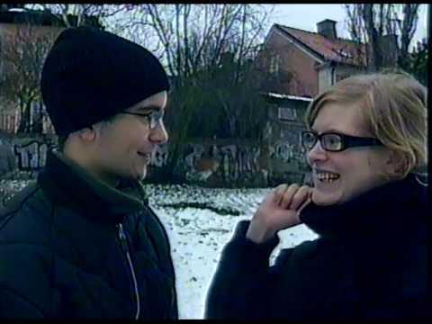 Reportage om The Knife (SVT Kulturnytt 2003)
