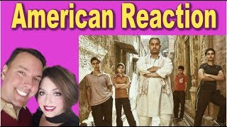 DANGAL | Aamir Khan | American Reaction